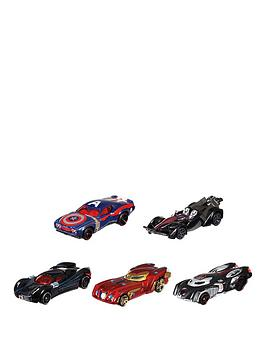 marvel-civil-war-character-car-5-pack