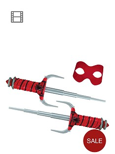 teenage-mutant-ninja-turtles-2--nbspconceal-and-reveal-weapon-bandana-mask-and-throwing-star