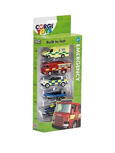 corgi-diecast-5-pack-emergency-services