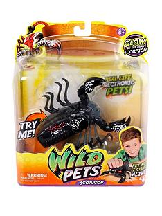 scorpion-stingback