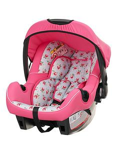 obaby-cottage-rose-group-0-car-seat