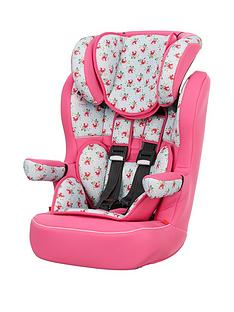 obaby-cottage-rose-group-123-car-seat