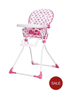 minnie-mouse-circles-highchair