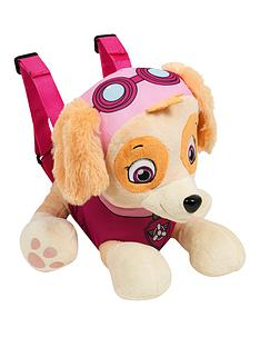 paw-patrol-paw-patrol-skye-plush-backpack