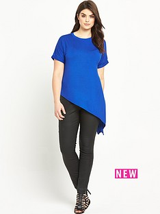 so-fabulous-asymmetric-short-sleeved-top