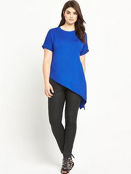 so-fabulous-asymmetric-short-sleeved-top