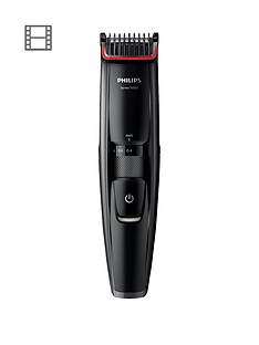 Philips Series 5000 Beard & Stubble Trimmer with Full Metal Blades - BT5200/13