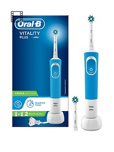 Oral-B Vitality Power Handle Cross Action Electric Toothbrush