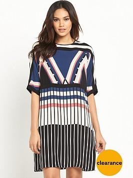 warehouse-primitive-stripe-dress