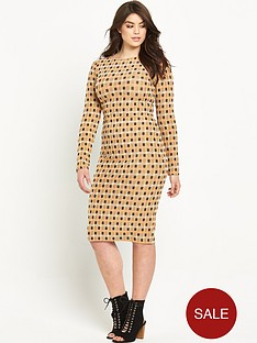 alice-you-alice-amp-you-34-sleeve-midi-dress