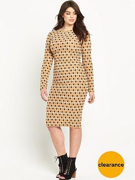 alice-you-alice-amp-you-34-sleeve-midi-dress