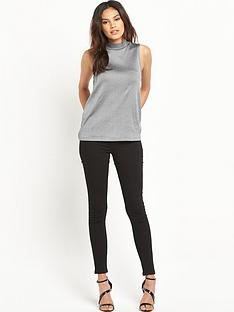 warehouse-smart-rib-tank-top