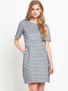 warehouse-stripe-workwear-dress