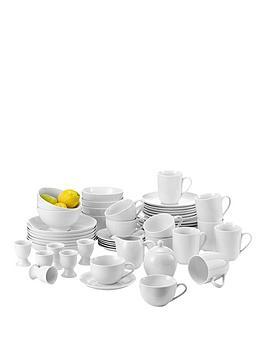 white-50pc-round-dinner-set