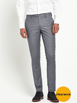 river-island-skinny-fit-check-suit-trousers