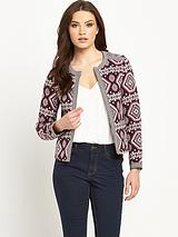 Jacquard Trophy Jacket
