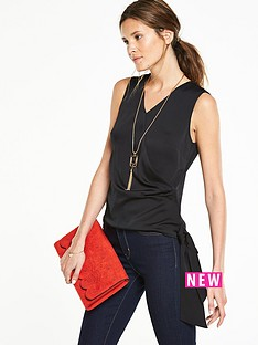 v-by-very-wrap-asymmetric-hem-blouse
