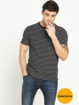 river-island-stripe-short-sleeved-t-shirt