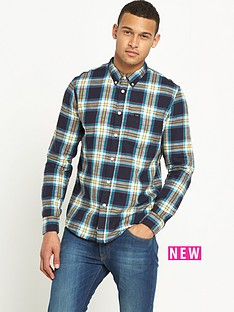 lee-lee-jeans-flannel-checked-shirt