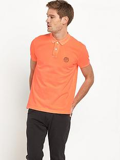 replay-neon-logo-polo-top