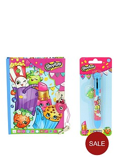 shopkins-lockable-diary-amp-multicolour-pen