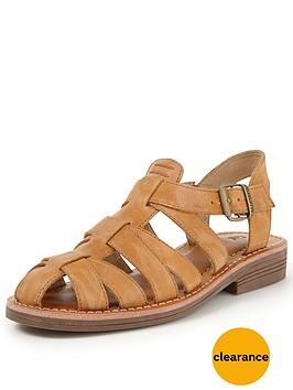 cat-sanders-leather-woven-flat-shoe
