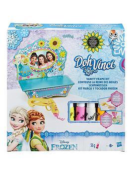 doh-vinci-dohvinci-vanity-frame-kit-featuring-disney-frozen-fever