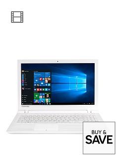 toshiba-c55-c-1nh-intelreg-coretrade-i3-processor-4gb-ram-1tb-hard-drive-156-inch-laptop-with-optional-microsoft-office-365-white