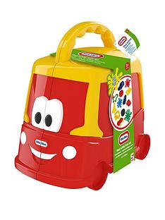 little-tikes-little-tikes-truck-set-red