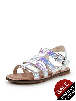 clarks-girls-loninbspjoy-metallic-sandals