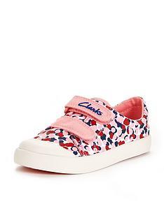 clarks-girls-halcynbsphananbspfirst-strap-shoes