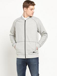 only-sons-henry-mens-bomber-ndash-grey
