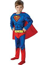 Superman - Deluxe Comic Book - Child Costume