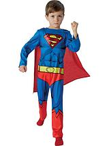 Superman - Classic Comic Book - Child Costume