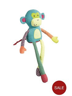 mamas-papas-soft-toy-monkey