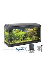 Aquaria Fish Tank Set 80 - 93ltrs including LED Lighting, 100 Watt Heater, Pump and Filter