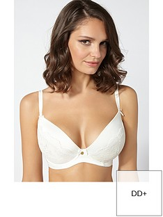 e71423d6eb Boux Avenue Samantha Full Support Plunge Bra