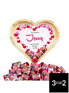 personalised-love-hearts-tray