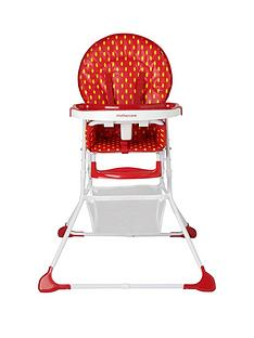 mothercare-highchair-strawberry
