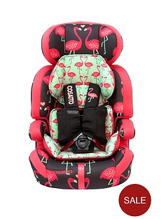 cosatto-zoomi-group-123-car-seat-flamingo-fling