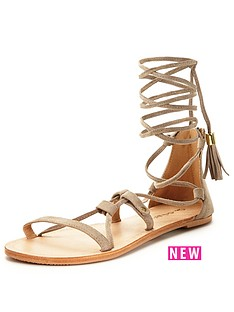 miss-selfridge-suede-sandal