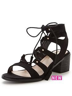 miss-selfridge-miss-selfridge-low-block-ghillie-tie-sandal