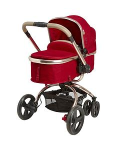 mothercare-orb-pram-and-pushchair