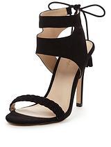 Tie Up Back Sandal