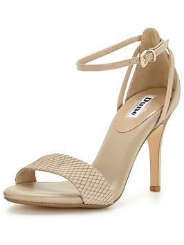dune-madeira-strappy-wedding-sandals