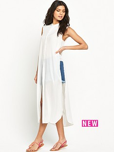 vero-moda-vero-moda-meshy-long-shirt-white