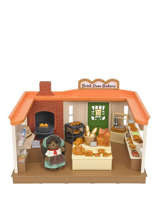 Sylvanian Families Brick Oven Bakery Verycouk