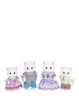 sylvanian-families-persian-cat-family