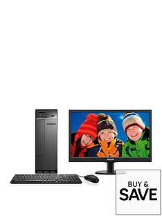 lenovo-300s-intelreg-pentiumreg-processor-8gb-ram-1tb-hard-drive-185-inch-desktop-base-unit-with-optional-1-years-subscription-to-microsoft-office-365-personal