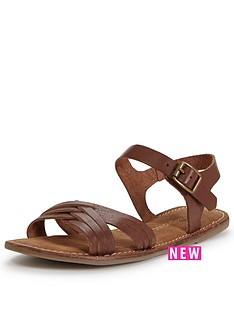 warehouse-criss-cross-flat-sandal
